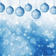 Christmas or New year greeting card — Stock Photo #15650973