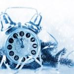 Holiday Background. Christmas decoration — Stock Photo