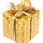 Gift box close up — Stock Photo #1629749