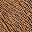 Stock Photo: Twine clue background texture
