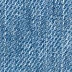 Blue jean texture pattern — Stock Photo #18843543