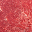 Texture of a red meat — Stockfoto