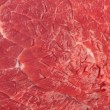 Texture of a red meat — Stock Photo