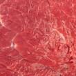 Kırmızı et dokusu — Stok fotoğraf