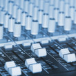 Audio mixer — Stock Photo #19319167