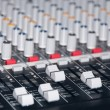 Audio mixer — Stock Photo #19319179