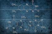 Chemical formula — Stock Photo