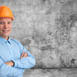 Stock Photo: engineer