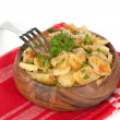 Fried potatoes — Stock Photo