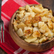 Fried potatoes — Stock Photo #25196993