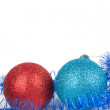 christmas balls — Stock Photo #36159353