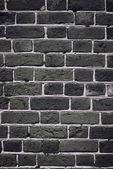 Ancient brick wall background — Stock Photo