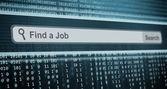 Job Search — Stock Photo