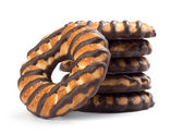 Pastry ring — Stock Photo