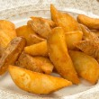 Potato wedges — Stock Photo #50149277