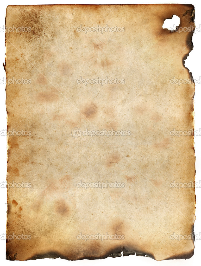 Vintage Burnt Paper Background Stock Photo 169 Spaxiax