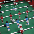 Soccer table game - Stock Photo