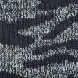 Close-up of knitted wool texture/ Gray — Stock Photo