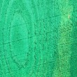 Wood plank texture in green color — Stock Photo