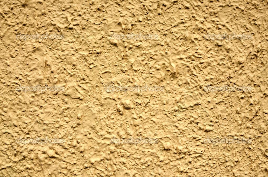 un mur de stuc jaune utile pour fonds d cran ou les textures photographie dnkstudio 23925325. Black Bedroom Furniture Sets. Home Design Ideas