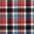 Stock Photo: Squared textile texture for background