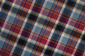 Squared textile texture for background — Stock Photo