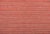 Textura de tela roja — Foto de Stock