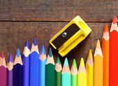 Pencil Sharpener — Stock Photo