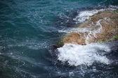 Stone In The Sea — Stock Photo