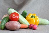 生野菜 — ストック写真