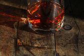 старые виски — Стоковое фото