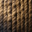 Old Rope Background — Stock Photo