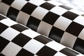 Chessboard Abstract — Stock Photo