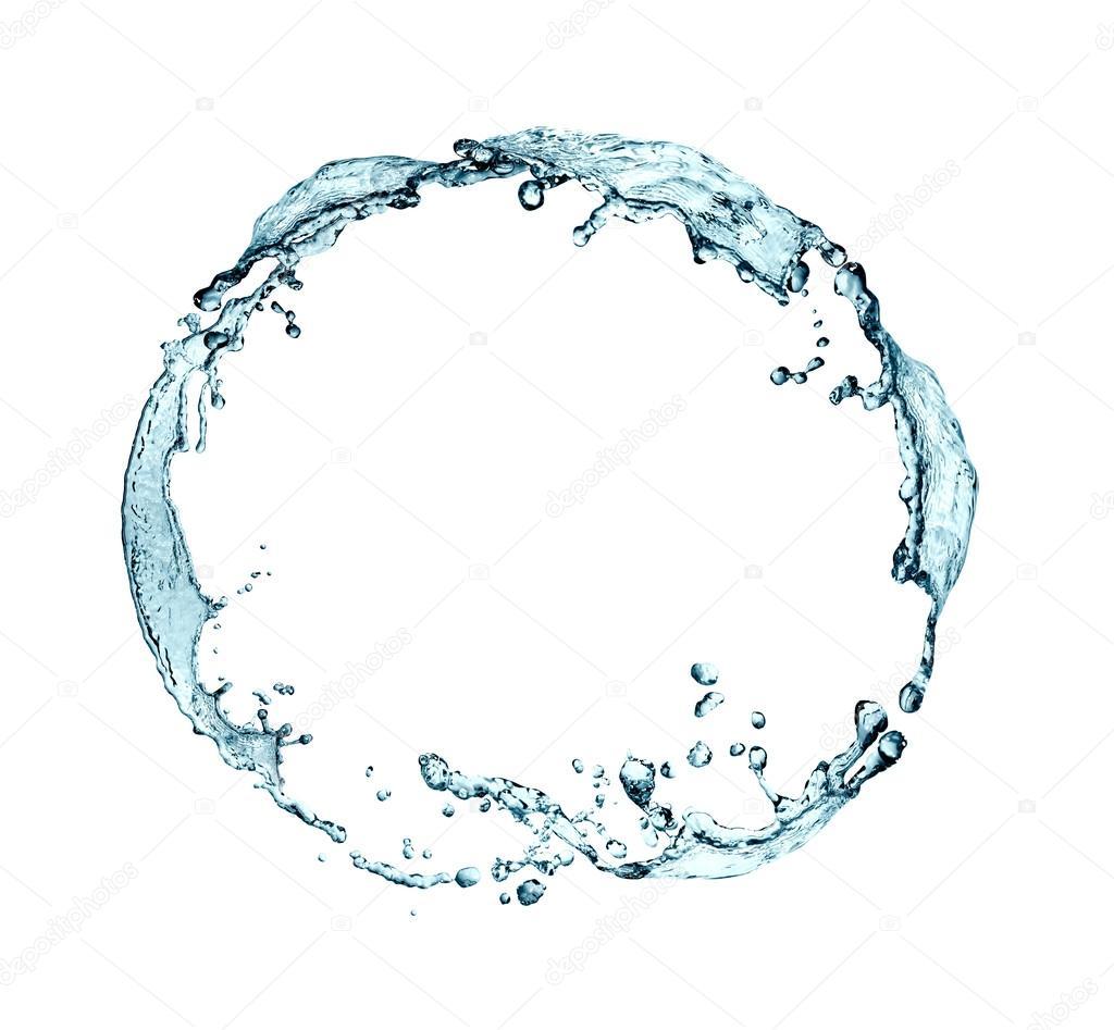кольца воды