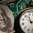Time Is Money — Stock Photo #18754991