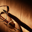 Pen And Spectacles — Stock Photo #19159149