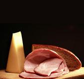 Ham And Cheese — Stock Photo