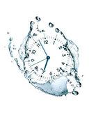 Czas przepływu — Zdjęcie stockowe