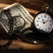 Time Is Money — Foto de Stock