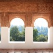 Ancient Arabian Palace — Stock Photo