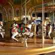 Childrens Carousel — Stock Photo