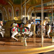 Stock Photo: Childrens Carousel