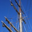 Sailing Ship Mast — Stock Photo