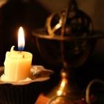 Lighting Candle — Stock Photo #39896851