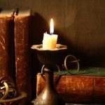 Lighting Candle — Stock Photo #40683007