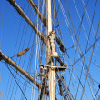Ship Mast — Stock Photo #41017449