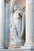 Saint Peter With Keys — Stock Photo