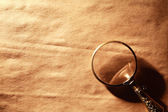 Magnifying Glass — Stockfoto