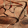 Old Spectacles — Stock Photo #44796359