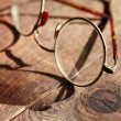 Old Spectacles — Stock Photo #45802235